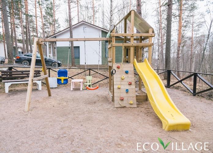 Как выбирать коттеджную базу для каникул с малышом: опыт родителей