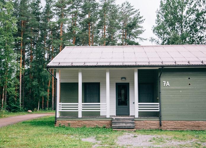 аренда коттеджей в Ленобласти